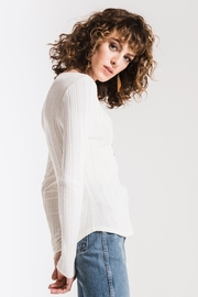Others Follow  Penny Henley Top - Front full body
