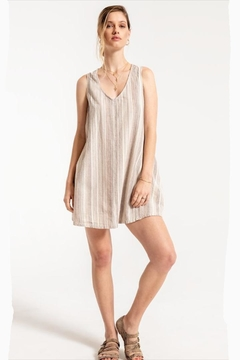Others Follow  Pocketed Cotton Dress - Product List Image