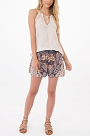 Others Follow  Printed Shorts - Product Mini Image
