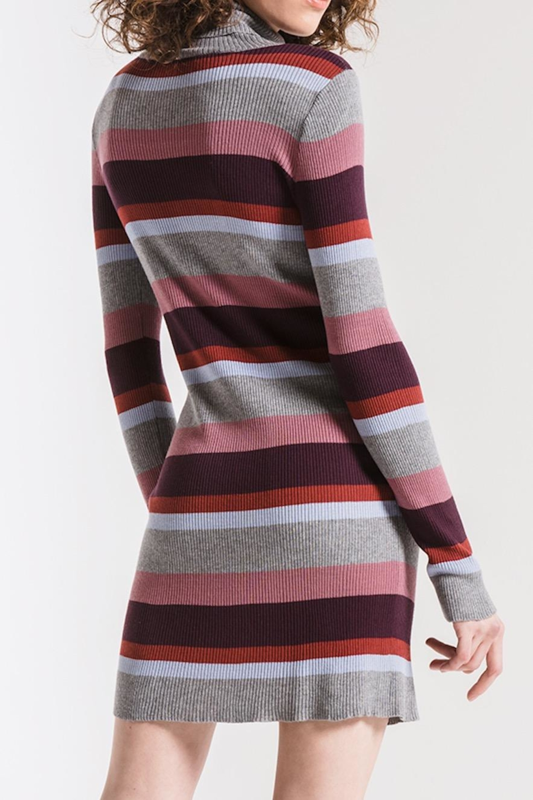 Others Follow  Raya Sweater Dress - Side Cropped Image