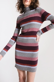 Others Follow  Raya Sweater Dress - Front cropped