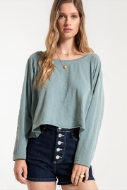 Others Follow  Relaxed Dolman Crop - Product Mini Image