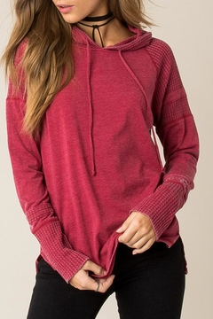 Shoptiques Product: Retro Lightweight Sweatshirt