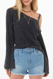 Others Follow  Runaway One Shoulder - Front cropped