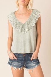 Others Follow  Sage Santana Tank - Front cropped