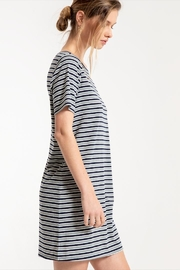 Others Follow  Stripe T-Shirt Dress - Product Mini Image