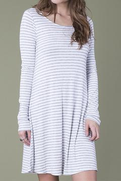 Shoptiques Product: Striped Swing Dress