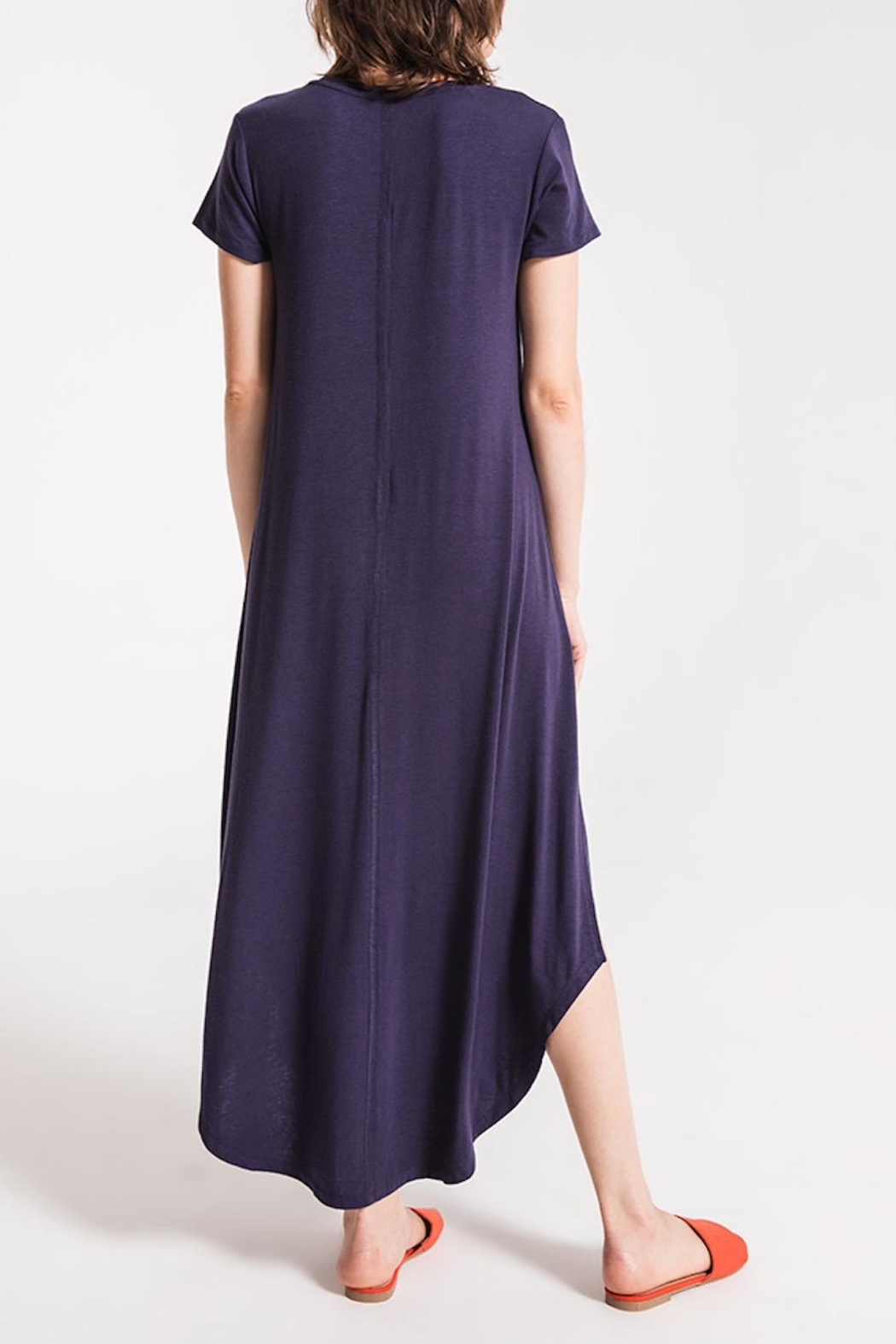 Others Follow  T-Shirt Maxi Dress - Side Cropped Image