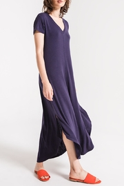 Others Follow  T-Shirt Maxi Dress - Front cropped