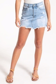 Others Follow  Venice Denim Skirt - Product Mini Image