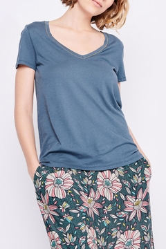 Shoptiques Product: Otranto Blue Tee
