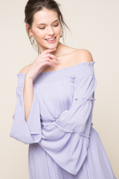 Style Rack OTS Bell Sleeve Top - Product List Image