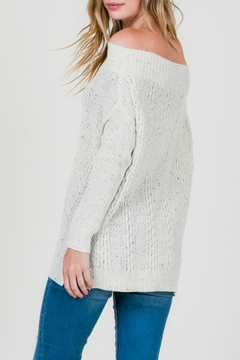 Cozy Casual Ots Cable-Knit Sweater - Alternate List Image