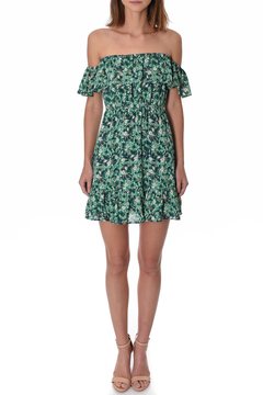 If By Sea OTS Mini Dress - Product List Image