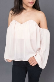 dee elle/for sienna Ots Sweetheart Top - Product Mini Image