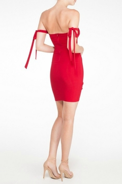 Mystic OTS Tie Sleeve Dress - Alternate List Image