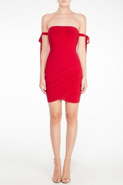 Mystic OTS Tie Sleeve Dress - Product List Image
