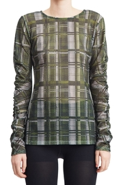 Snider Otto Mesh L/S Top - Product Mini Image