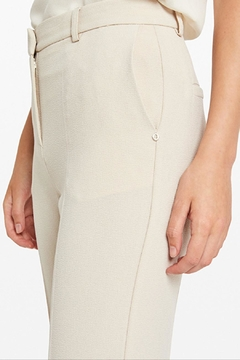Otto Dame Flare Trousers - Alternate List Image