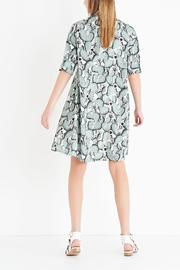 Ottod'ame Cactus Button-Down Dress - Side cropped