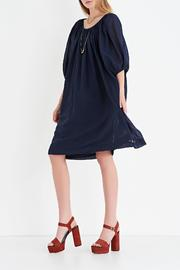 Shoptiques Product: Cotton Knee Dress