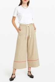 Ottod'ame Cropped Pants - Product Mini Image