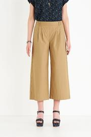 Shoptiques Product: Cropped Poplin Pant