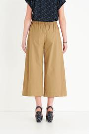 Shoptiques Product: Cropped Poplin Pant - Front full body