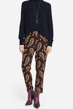 Ottod'ame Paisley Trousers - Product List Image