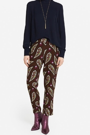 Ottod'ame Paisley Trousers - Product Mini Image