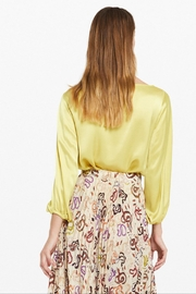 Ottod'ame Satin Blouse - Other