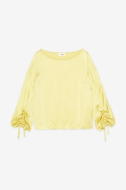 Ottod'ame Satin Blouse - Side cropped