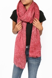 Ottod'ame Silk-Creppone/wool Scarf - Product Mini Image