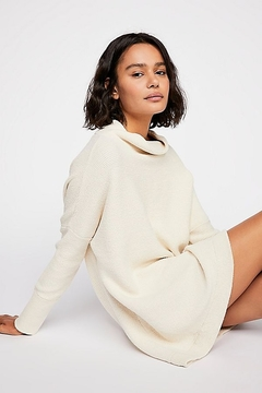Free People Ottoman Slouchy Tunic - Alternate List Image