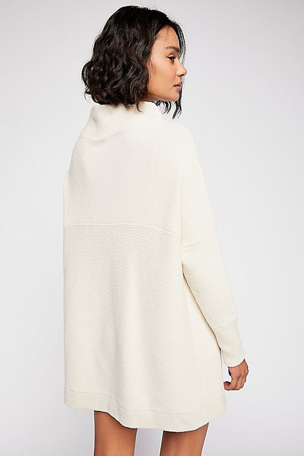 Free People Ottoman Slouchy Tunic - Front Full Image
