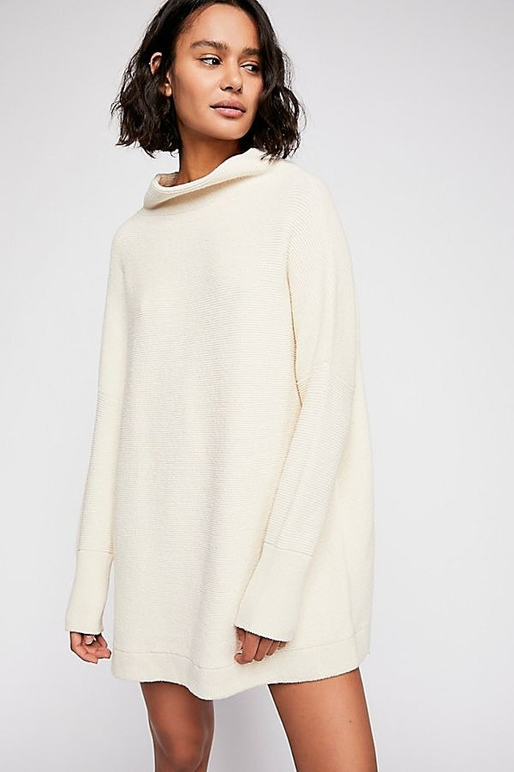Free People Ottoman Slouchy Tunic - Front Cropped Image