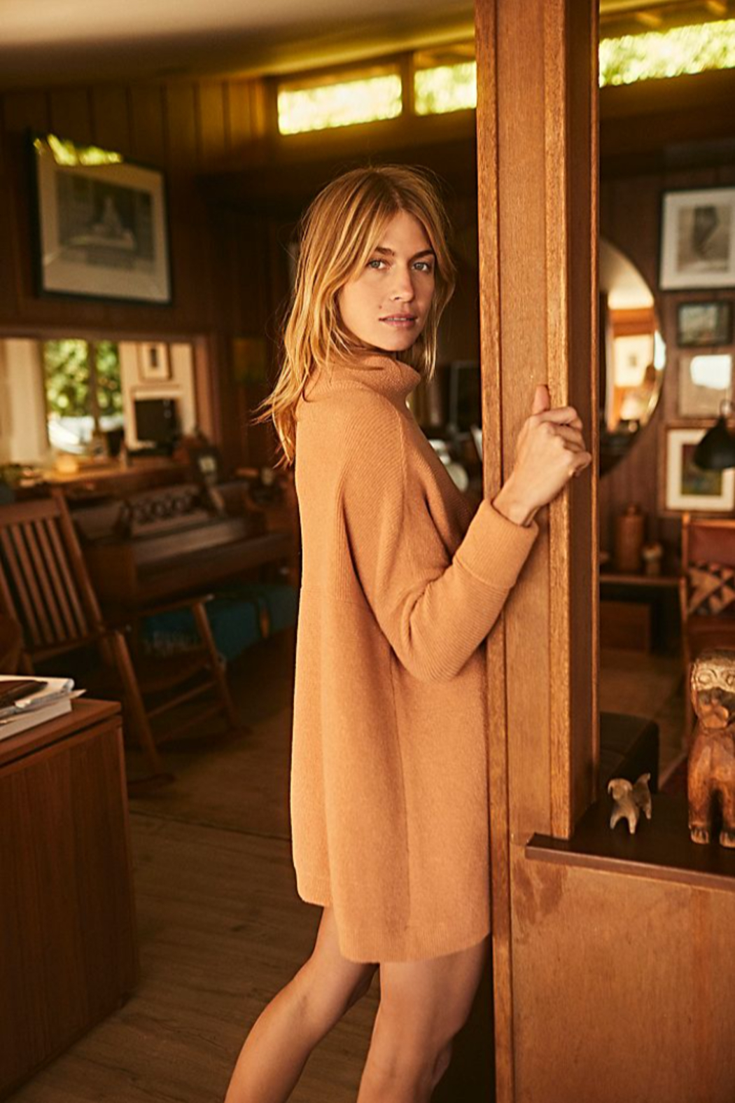 Free People Ottoman Slouchy Tunic - Side Cropped Image