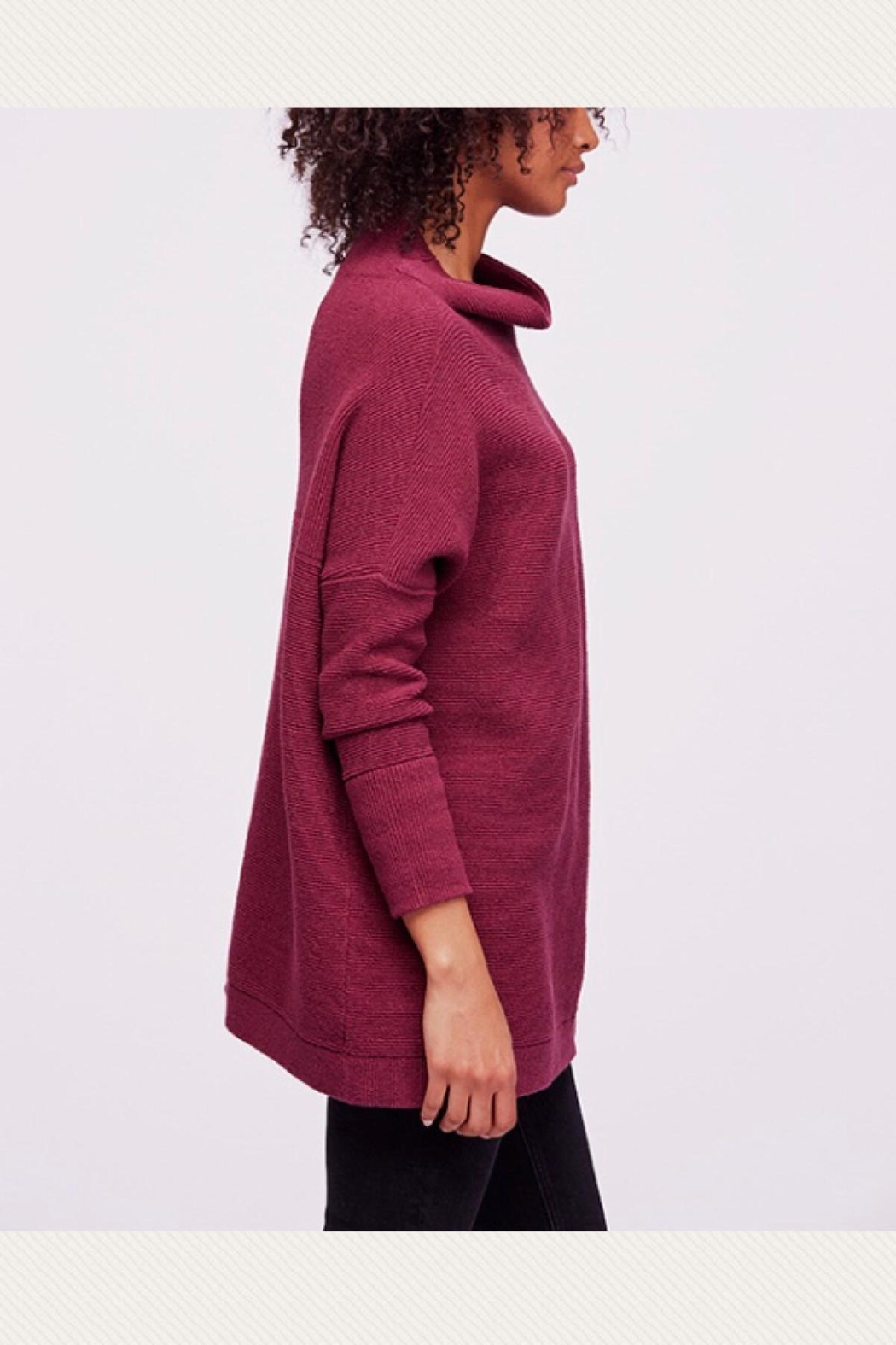 Free People Ottoman Slouchy Tunic From Georgia By All Together