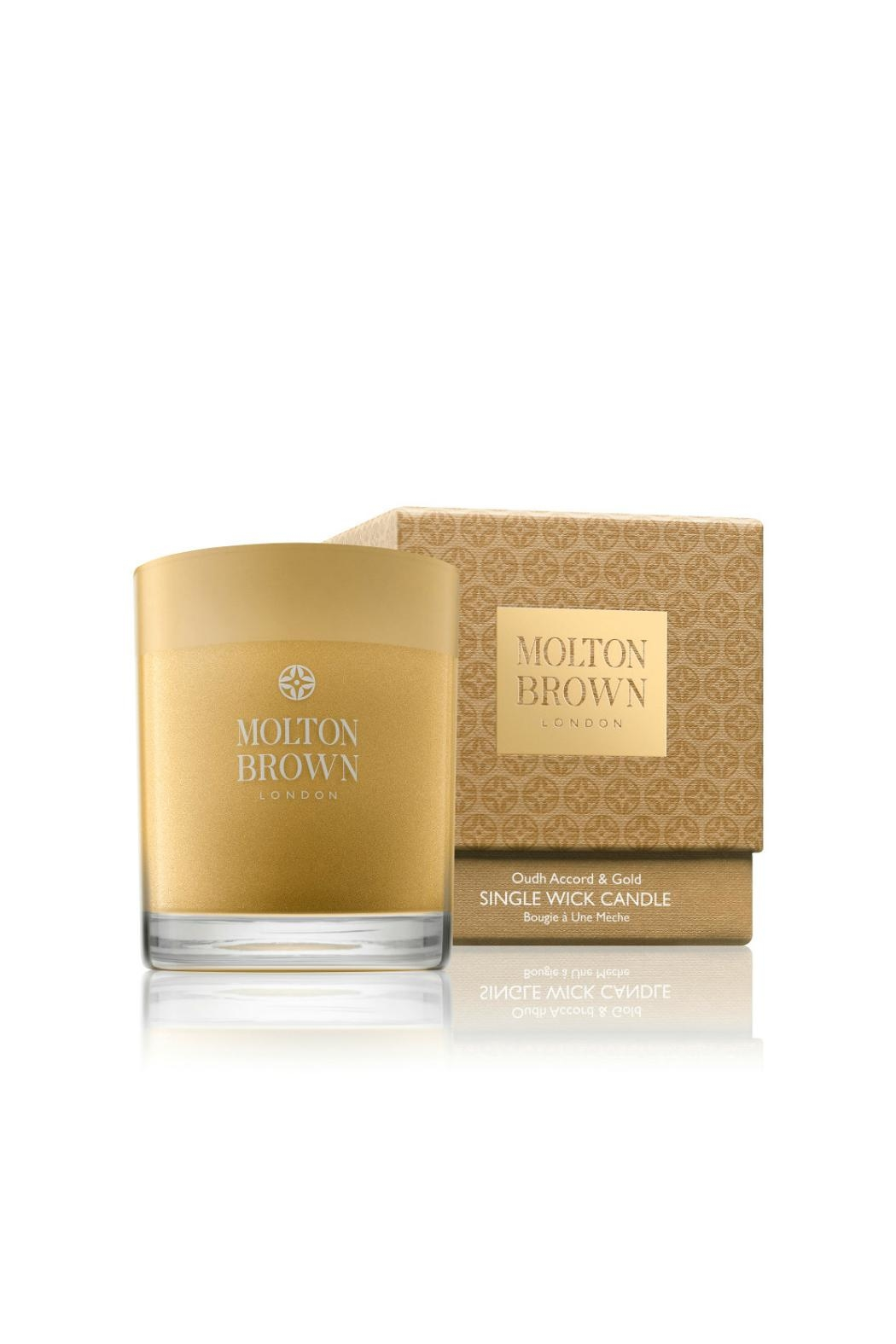 Molton Brown Oudh Accord&Gold Candle - Main Image