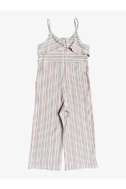 Roxy Our Eyes Strappy Jumpsuit - Front full body