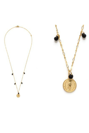 Amano Trading OUR LADY MEDALLION - Front cropped