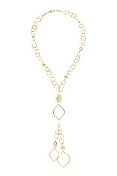 Shoptiques Product: Gold Taj Necklace