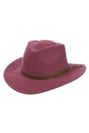 Scala Out West Hat - Front cropped