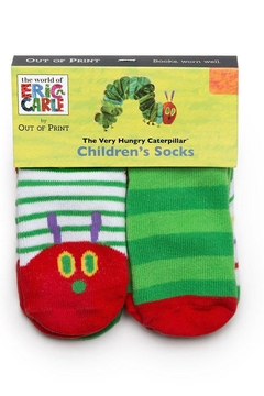 Shoptiques Product: Hungry Caterpillar Socks