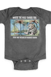 Out of Print Wherethewildthingsare Onesie - Product Mini Image