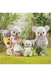 Calico Critters Outback Koala Family - Front full body