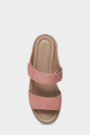 umgee  Outdoor Fashionable Sandals - Front cropped