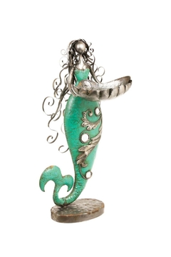 Evergreen Enterprises Outdoor Metal Mermaid - Product List Image