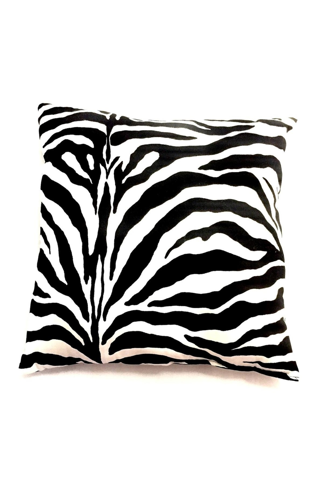 Love's Hangover Creations Outdoor Zebra Pillow - Main Image