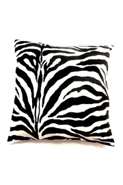 Love's Hangover Creations Outdoor Zebra Pillow - Product Mini Image